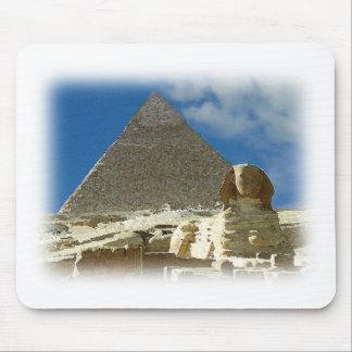 Guardian of Giza Mousepads