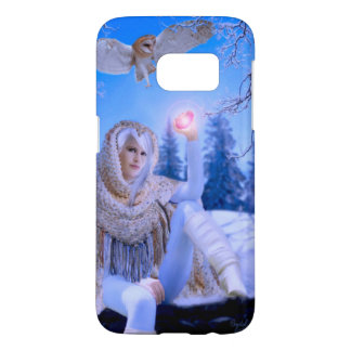'Guardian of the Owls' Samsung Galaxy S7 Case