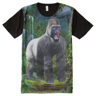 Guardian of the Rain Forest All-Over Print T-Shirt