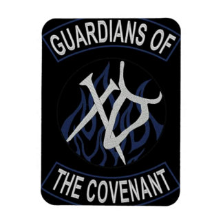 """Guardians of the Covenant"" magnet"