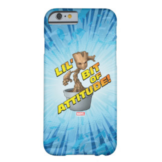 Guardians of the Galaxy | Baby Groot Attitude Barely There iPhone 6 Case