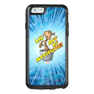 Guardians of the Galaxy | Baby Groot Attitude OtterBox iPhone 6/6s Case