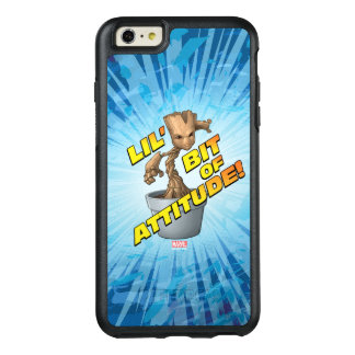 Guardians of the Galaxy | Baby Groot Attitude OtterBox iPhone 6/6s Plus Case