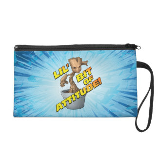 Guardians of the Galaxy   Baby Groot Attitude Wristlet