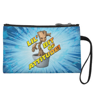 Guardians of the Galaxy | Baby Groot Attitude Wristlets