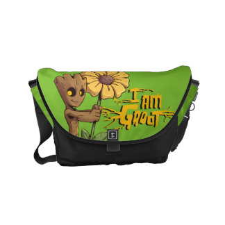 Guardians of the Galaxy | Baby Groot & Daisy Commuter Bag
