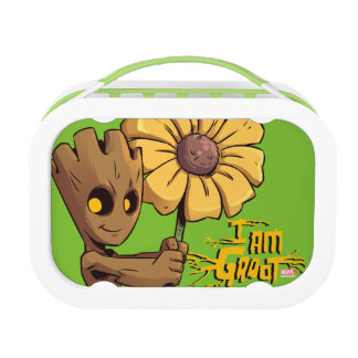 Guardians of the Galaxy | Baby Groot & Daisy Lunch Box