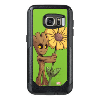 Guardians of the Galaxy | Baby Groot & Daisy OtterBox Samsung Galaxy S7 Case