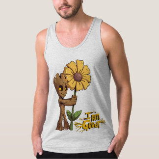 Guardians of the Galaxy | Baby Groot & Daisy Singlet
