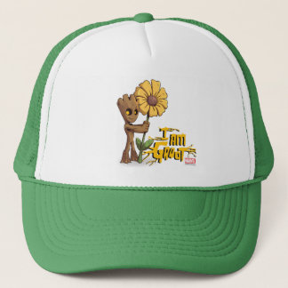 Guardians of the Galaxy | Baby Groot & Daisy Trucker Hat