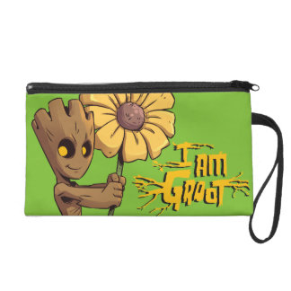 Guardians of the Galaxy   Baby Groot & Daisy Wristlet Clutch