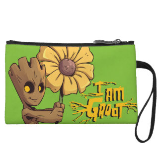 Guardians of the Galaxy | Baby Groot & Daisy Wristlet Purses