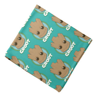 Guardians of the Galaxy | Baby Groot Face Bandana