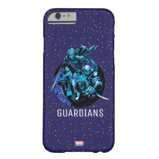 Guardians of the Galaxy | Blue Crew Graphic Barely There iPhone 6 Case