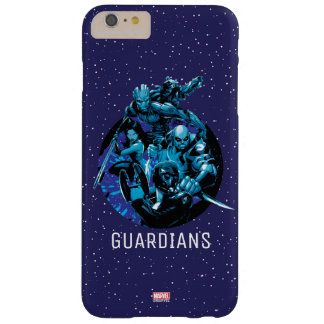 Guardians of the Galaxy | Blue Crew Graphic Barely There iPhone 6 Plus Case
