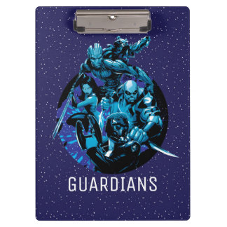 Guardians of the Galaxy | Blue Crew Graphic Clipboards