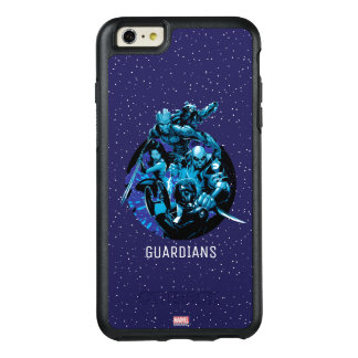 Guardians of the Galaxy | Blue Crew Graphic OtterBox iPhone 6/6s Plus Case