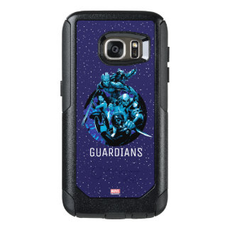 Guardians of the Galaxy | Blue Crew Graphic OtterBox Samsung Galaxy S7 Case