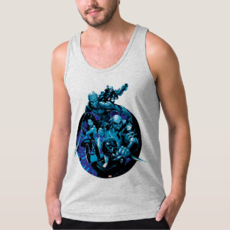 Guardians of the Galaxy | Blue Crew Graphic Singlet