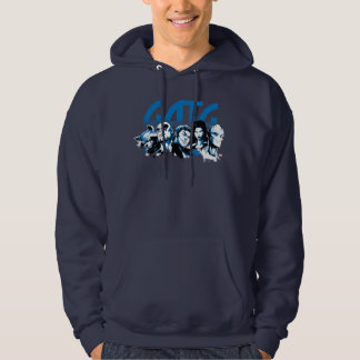 Guardians of the Galaxy | Cartoon Crew Retro Logo Hoodie