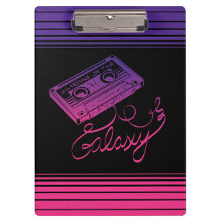 Guardians of the Galaxy | Cassette Tape Unraveled Clipboard