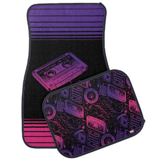 Guardians of the Galaxy | Cassette Tape Unraveled Floor Mat