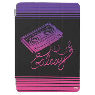 Guardians of the Galaxy | Cassette Tape Unraveled iPad Air Cover