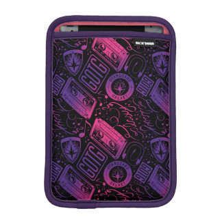 Guardians of the Galaxy | Cassette Tape Unraveled iPad Mini Sleeve