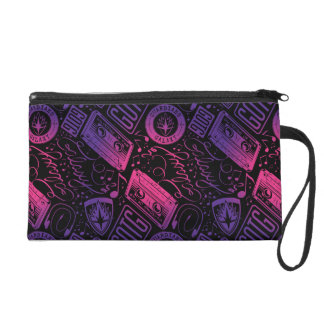 Guardians of the Galaxy | Cassette Tape Unraveled Wristlet Clutch