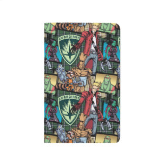 Guardians of the Galaxy | Comic Crew Pattern Journal