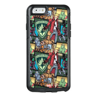 Guardians of the Galaxy | Comic Crew Pattern OtterBox iPhone 6/6s Case