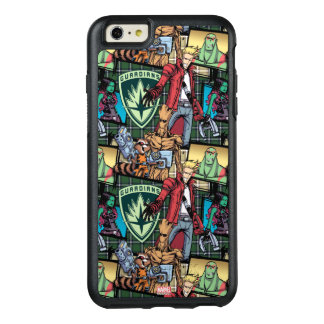 Guardians of the Galaxy | Comic Crew Pattern OtterBox iPhone 6/6s Plus Case
