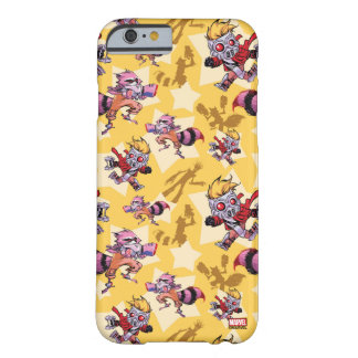 Guardians of the Galaxy | Comic Star Pattern Barely There iPhone 6 Case