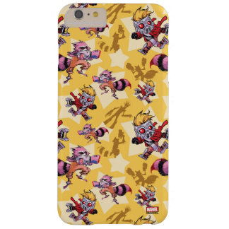 Guardians of the Galaxy | Comic Star Pattern Barely There iPhone 6 Plus Case