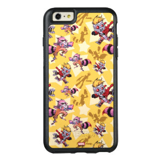 Guardians of the Galaxy | Comic Star Pattern OtterBox iPhone 6/6s Plus Case