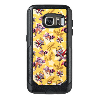 Guardians of the Galaxy | Comic Star Pattern OtterBox Samsung Galaxy S7 Case