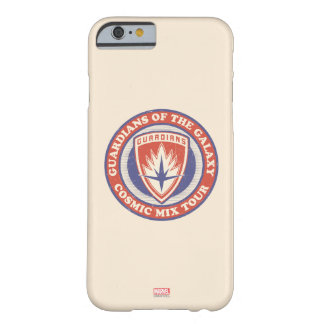 Guardians of the Galaxy | Cosmic Mix Tour Badge Barely There iPhone 6 Case