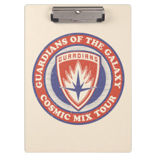 Guardians of the Galaxy | Cosmic Mix Tour Badge Clipboard