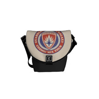 Guardians of the Galaxy | Cosmic Mix Tour Badge Courier Bag
