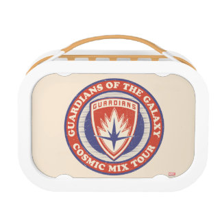 Guardians of the Galaxy | Cosmic Mix Tour Badge Lunch Box