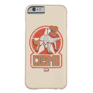 Guardians of the Galaxy | Cosmo Character Badge Barely There iPhone 6 Case