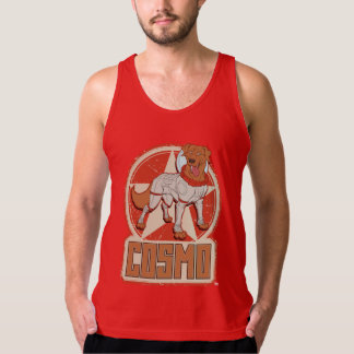 Guardians of the Galaxy | Cosmo Character Badge Singlet