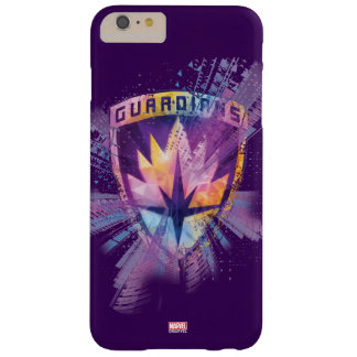 Guardians of the Galaxy | Crest Neon Burst Barely There iPhone 6 Plus Case