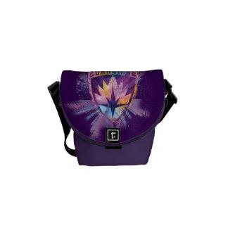 Guardians of the Galaxy | Crest Neon Burst Courier Bag
