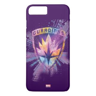 Guardians of the Galaxy | Crest Neon Burst iPhone 7 Plus Case