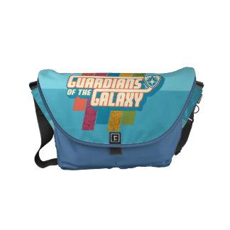 Guardians of the Galaxy | Crew Color Bar Logo Commuter Bag