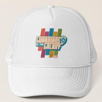 Guardians of the Galaxy | Crew Color Bar Logo Trucker Hat