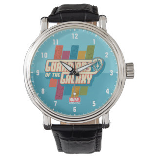 Guardians of the Galaxy | Crew Color Bar Logo Watch