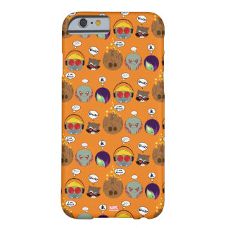 Guardians of the Galaxy | Crew Comic Emoji Art Barely There iPhone 6 Case