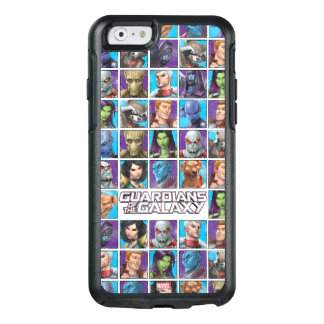 Guardians of the Galaxy | Crew Grid OtterBox iPhone 6/6s Case